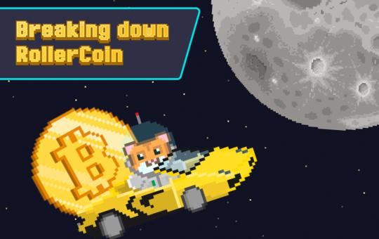 rollercoin gierka zarabiająca w kryptowautach