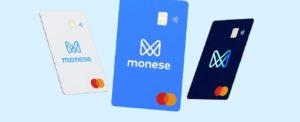 monese - 25 złotych za jednorazową płatność ich kartą