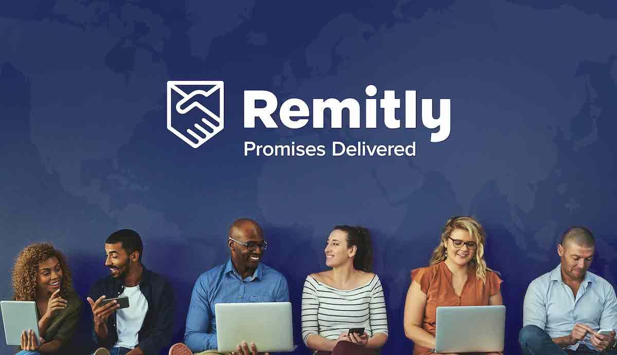 Remitly - 65 złotych za transfer do siebie