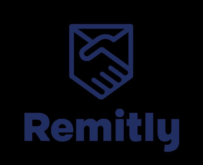 Remitly - przycisk wejścia w sposób zarobku
