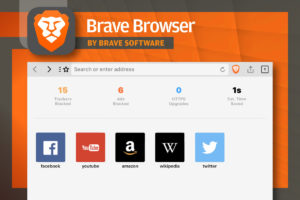 Brave - przeglądarka kopiąca BAT
