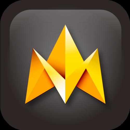 Mercury - przycisk rejestracji