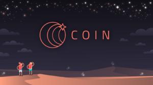 coin - kopanie na podstawie geolokalizacji