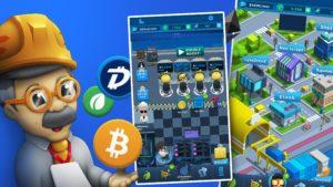 CryptoIDLEminer zarabiaj w hora token