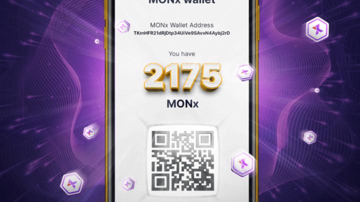 token monx za darmo proste peso zarobek online